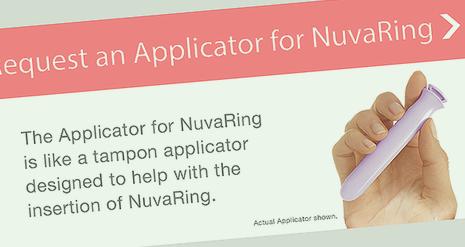 Tampon nuvaring NuvaRing